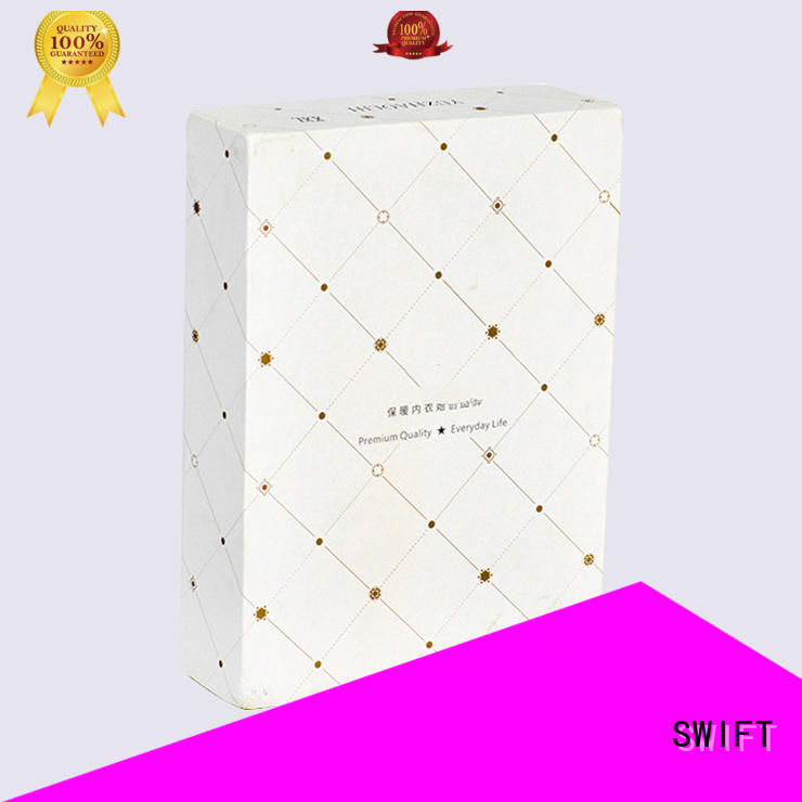 clothes quality SWIFT Brand shirt boxes wholesale factory