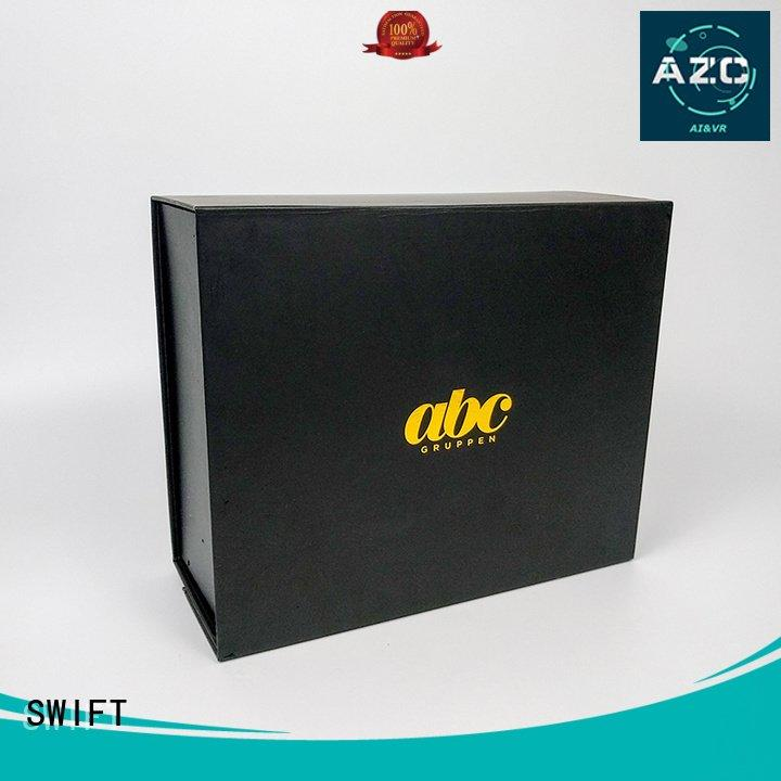 SWIFT paper window clothing packaging boxes