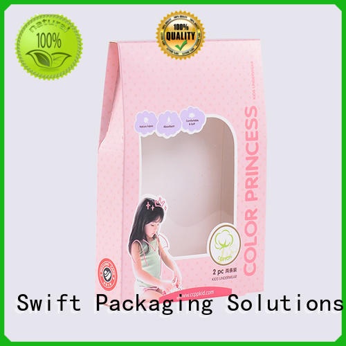 SWIFT packaging boxes wholesale factory price for men