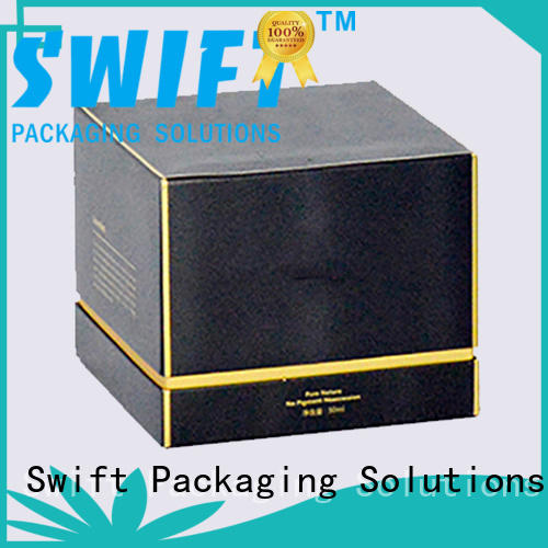 SWIFT folded cosmetic gift boxes with good price for mask