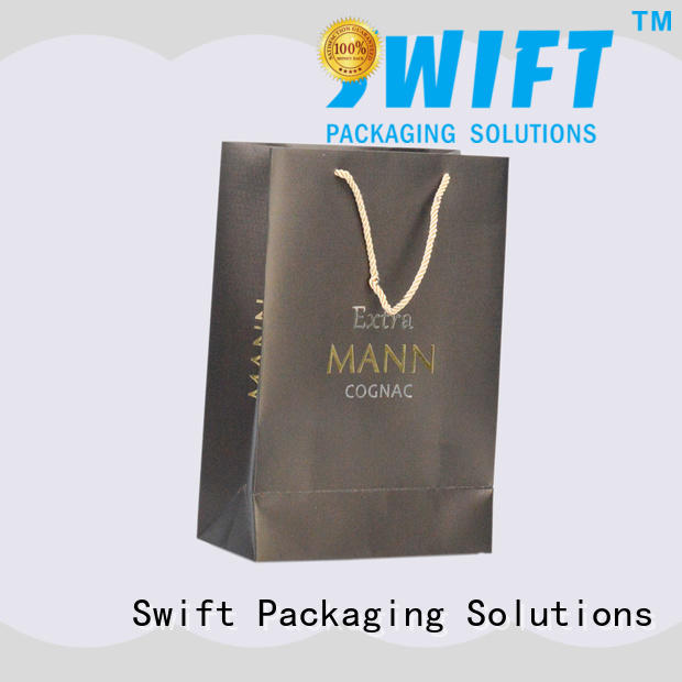 kraft paper carrier bags customized for pants