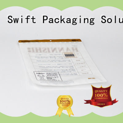 color printing cloth packaging bags customized for jacket