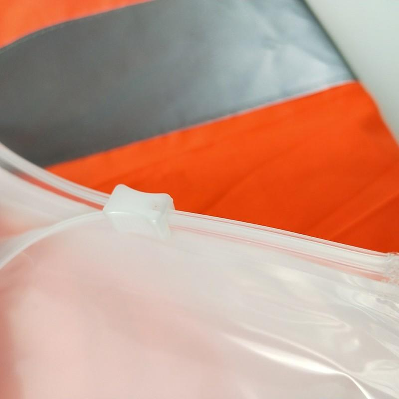 stylish plastic bags for clothes factory price for t shirt-2