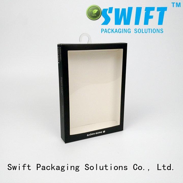 underwear packaging box design packaging SWIFT Brand