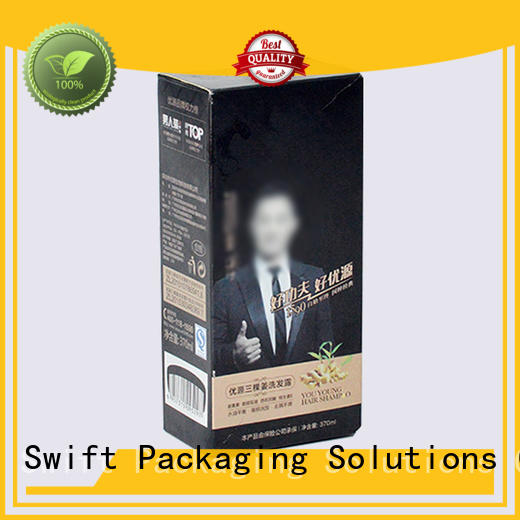 boxes for cosmetic products for skin care products SWIFT