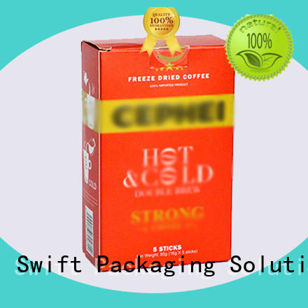 decorative cardboard food packaging manufacturer for chocolate