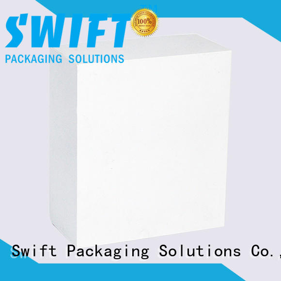 SWIFT clothing packaging boxes directly sale for pants