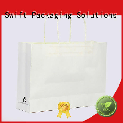 SWIFT paper gift bags wholesale manufacturer for Christmas