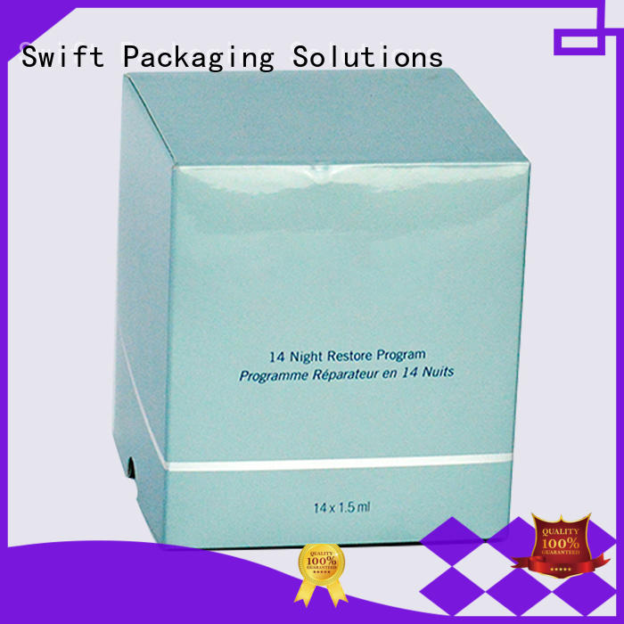 fashion cosmetic packaging boxes directly sale for face cream
