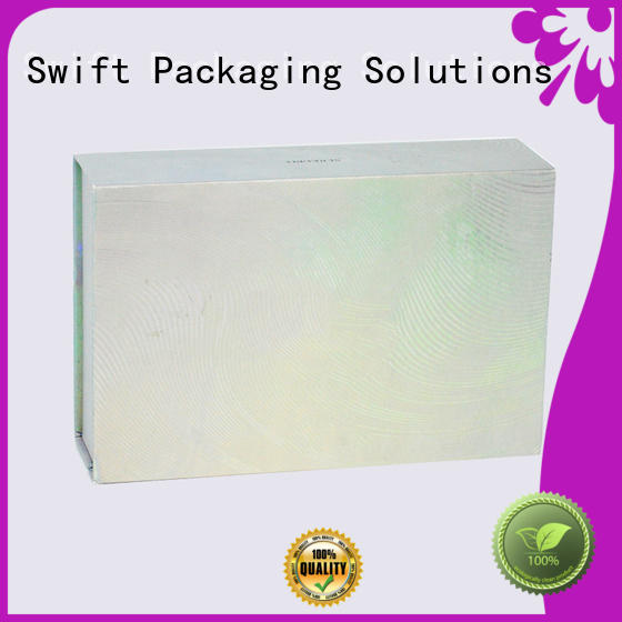 SWIFT custom makeup box directly sale for face cream