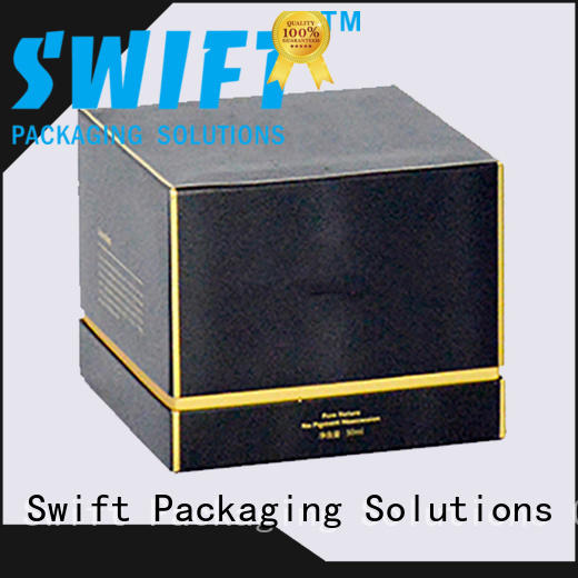 makeup packaging boxes with good price for skin care products SWIFT