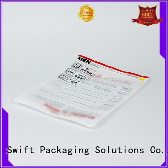 bag plastic bags for clothes wholesale brand SWIFT company