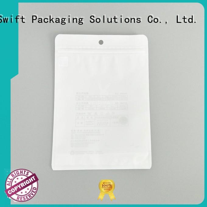 SWIFT personalized plastic bags factory for briefs