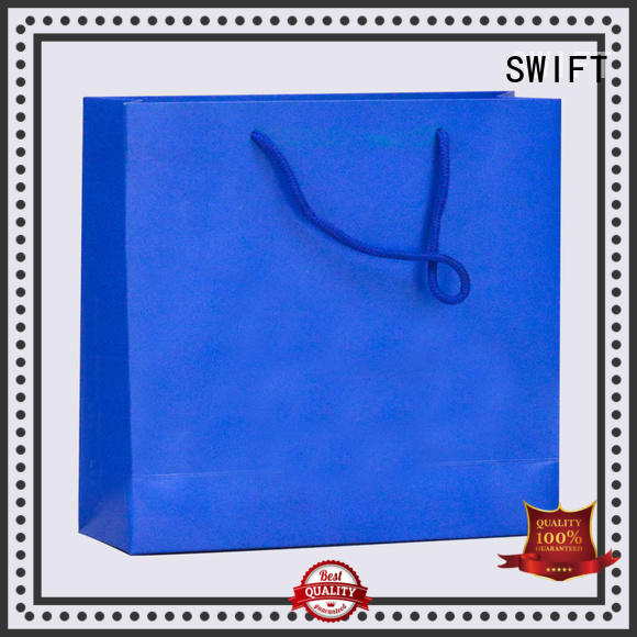 SWIFT paper bag manufacturers factory price for swimwear