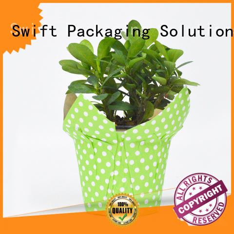 durable paper pot cover customized for flower