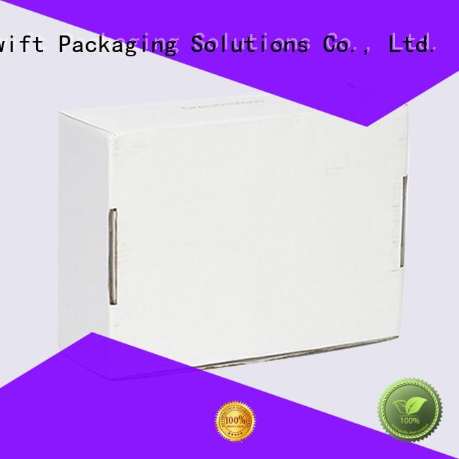 SWIFT folded custom makeup box factory for face cream