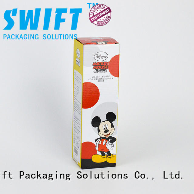 cylindrical paper SWIFT cardboard gift boxes