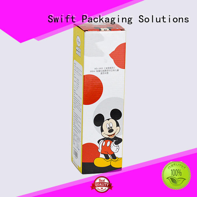 SWIFT cardboard gift boxes with lids customized for holiday