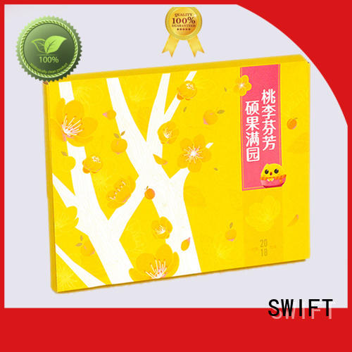 SWIFT cardboard food boxes with good price for cake