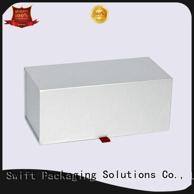 SWIFT silver custom makeup box series for mask