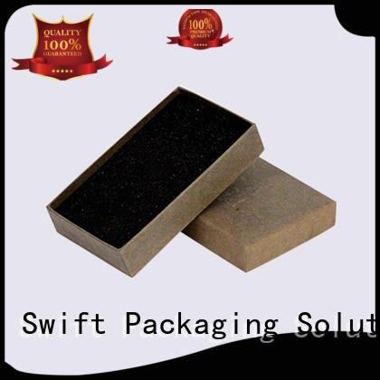 diy eco box SWIFT Brand cardboard jewelry gift boxes