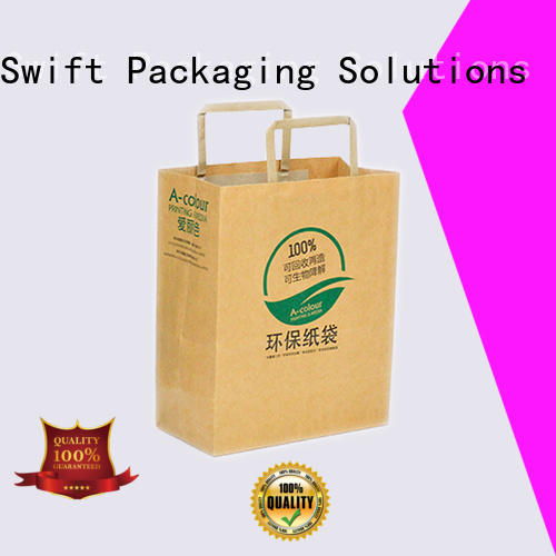 printing paper carrier bags directly sale for swimwear