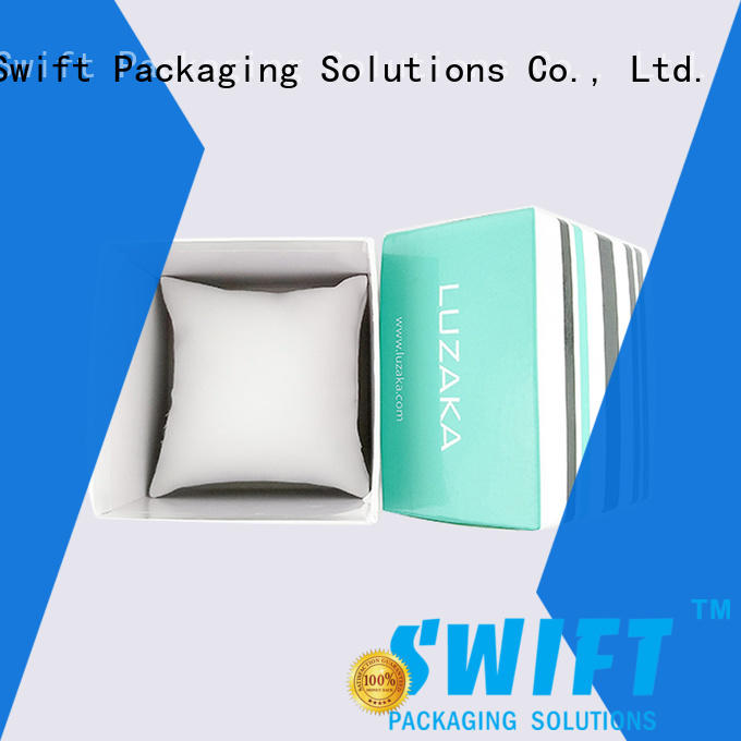 printing cardboard jewelry gift boxes customized for rings