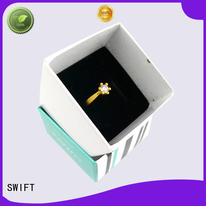 luxury jewellery packaging boxes manufacturer for rings