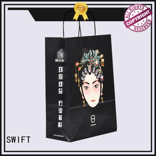 SWIFT paper gift bags wholesale supplier for birthday