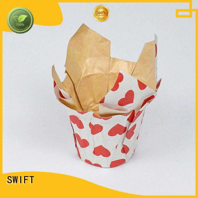 SWIFT durable paper pot cover manufacturer for decoration