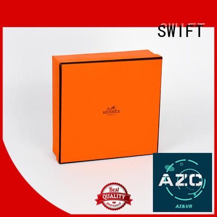 SWIFT Brand gift cartoon cardboard gift boxes paper design