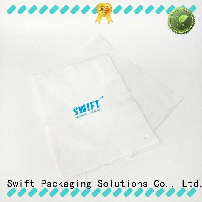 transparent plastic bags for clothes supplier for pants