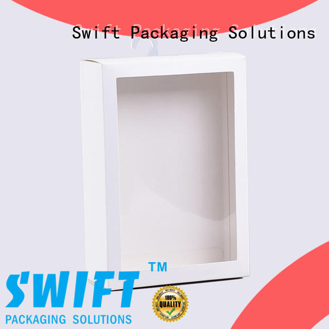 SWIFT underwear packaging boxes manufacturer for ladies