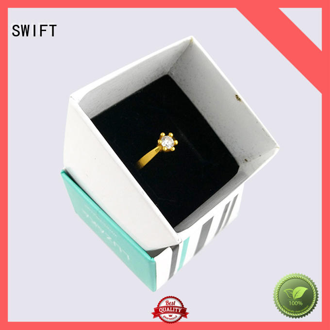 fashion jewellery packaging boxes supplier for gifts