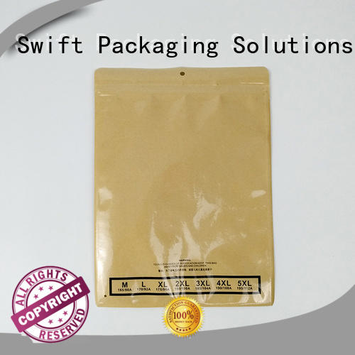 SWIFT Brand bags paper wholesale paper gift bags with handles clothing