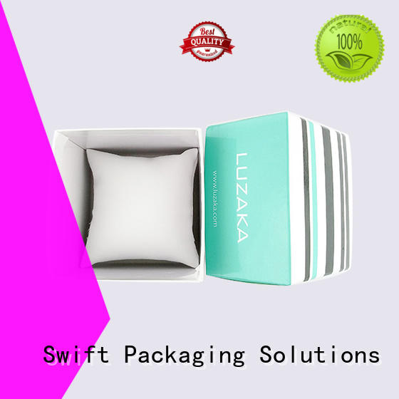 SWIFT high quality jewellery packaging boxes customized for gifts