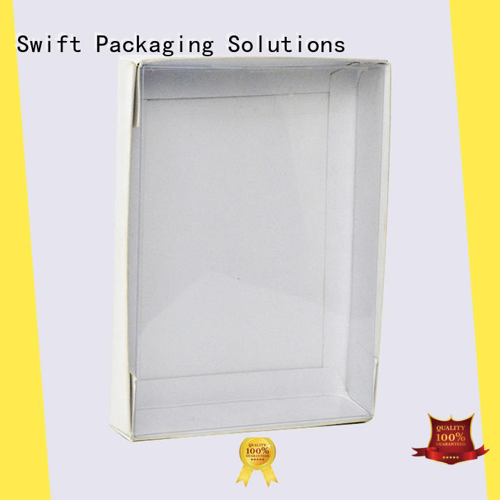 SWIFT product packaging boxes directly sale for men