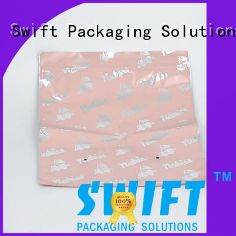 SWIFT adhesive plastic bags for clothes supplier for jacket