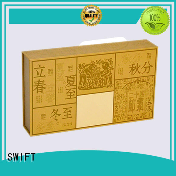 SWIFT printing cardboard food boxes supplier for dessert