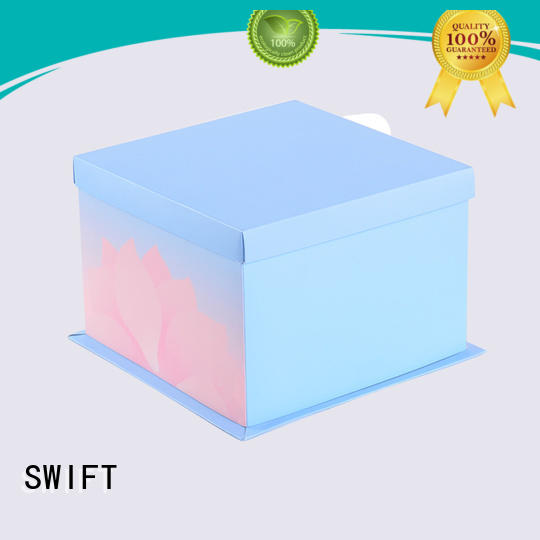cookie packaging design containers SWIFT Brand cardboard food boxes supplier