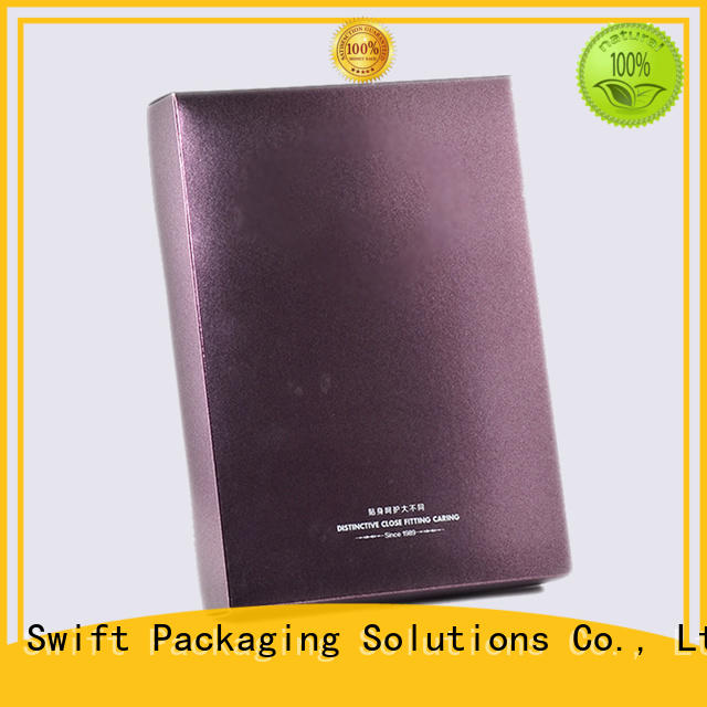 SWIFT light weight clothing gift boxes factory for jacket