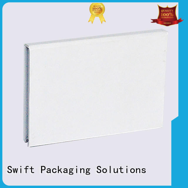 SWIFT printing cosmetic packaging boxes with good price for mask