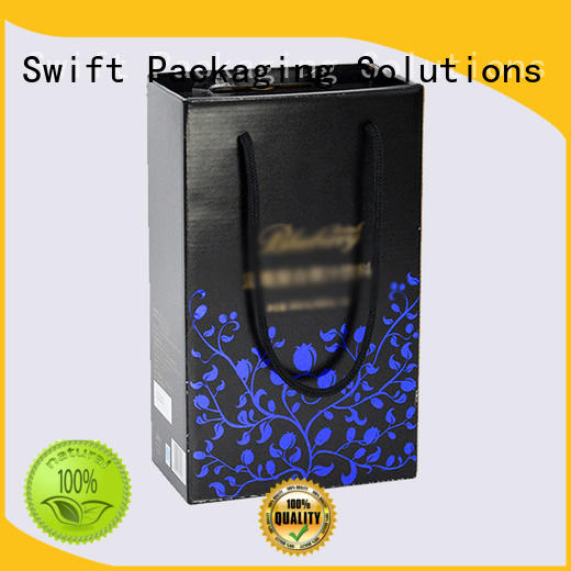 SWIFT decorative cardboard food packaging factory price for chocolate