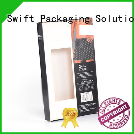 SWIFT coated packaging boxes wholesale directly sale for ladies