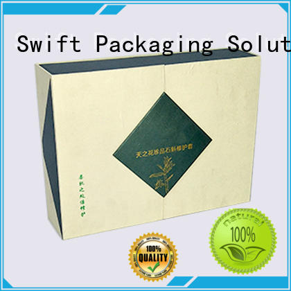 wine gift box cardboard with good price for birthday SWIFT