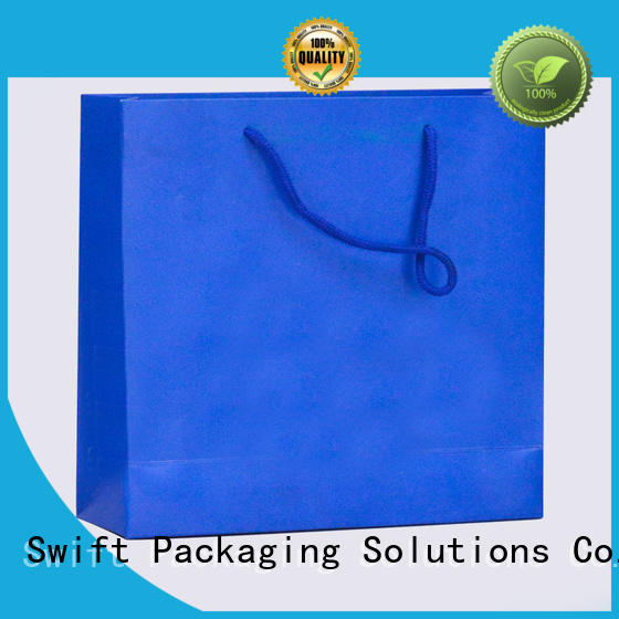 SWIFT eco friendly paper bag manufacturers factory for pants