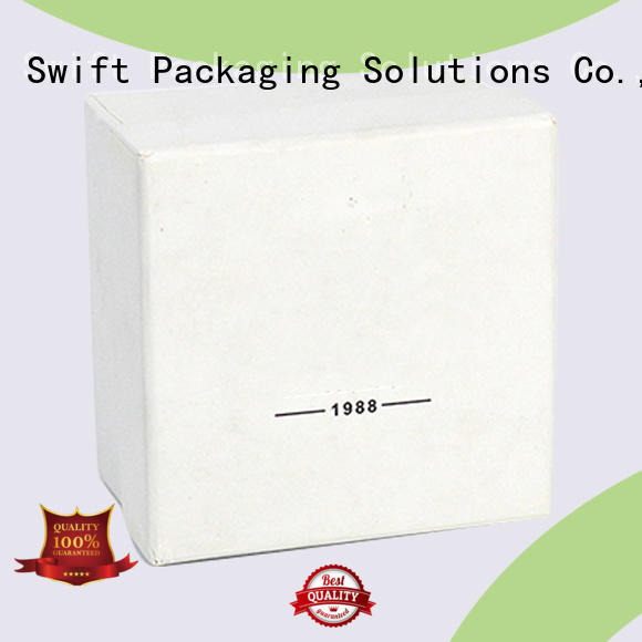 SWIFT folding t shirt boxes wholesale for jacket