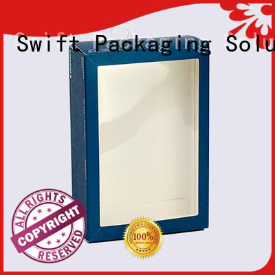 SWIFT underwear packaging boxes factory price for men