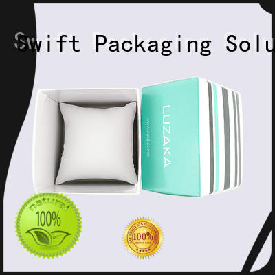 SWIFT exquisite cardboard jewelry gift boxes supplier for bracelet