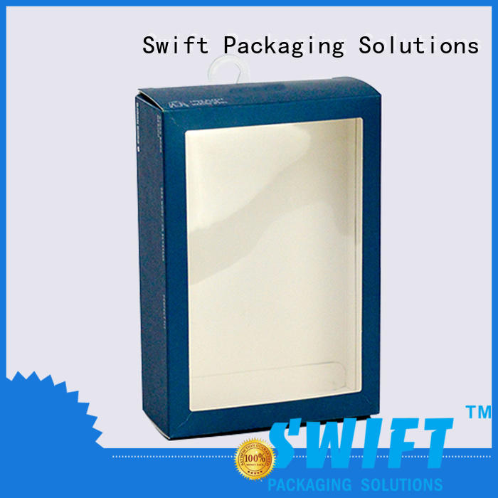 SWIFT solid color packaging boxes wholesale customized for men